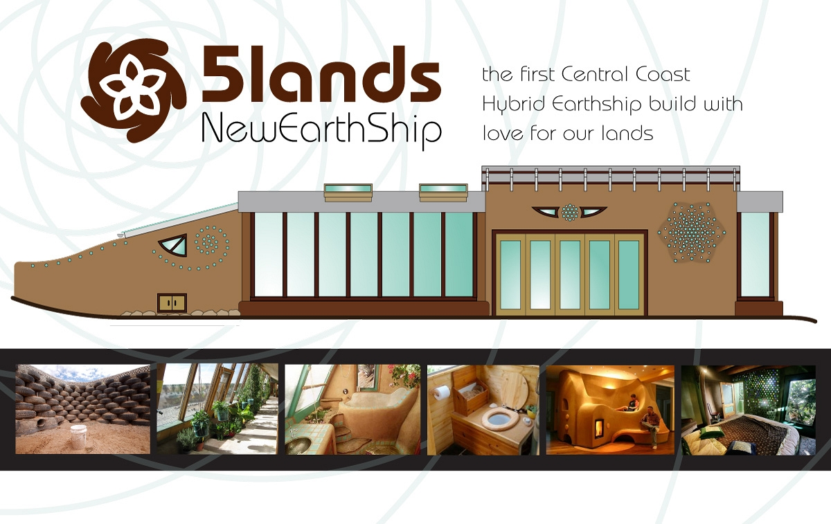 5 LandsEarthship Project